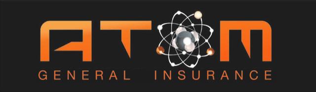 Atom General Insurance Logo